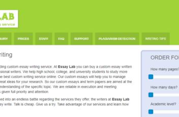 Essay-lab.com
